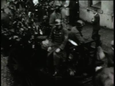 Bevrijding van Assenede, 1944