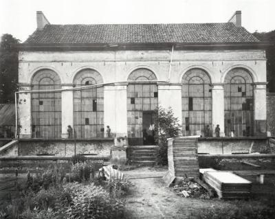 Orangerie van Kasteel Gavergracht