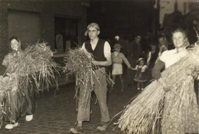 Braderie 1956 - Breughelstoet