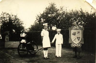 Braderie 1953 - Reclamestoet