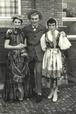 Braderie 1958 - Volksliederen