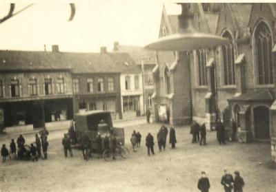 Klok weggevoerd door Duitsers tijdens de oorlog