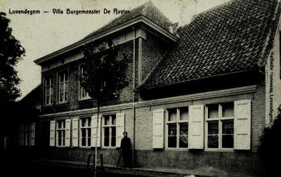 Villa De Ruyter, Lovendegem