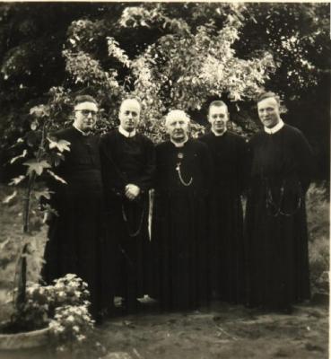 Parochiale geestelijkheid
