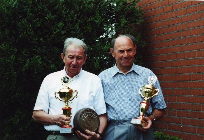 Gebroeders Bruggeman, 2001, Doornzele