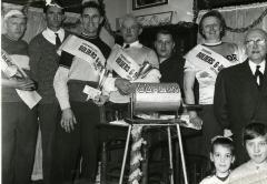 Huldiging winnaars bolderszesdaagse, Ertvelde
