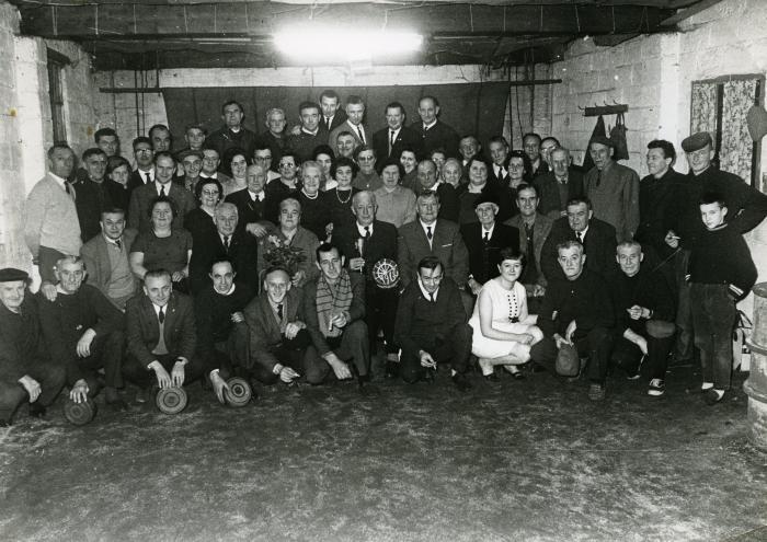 Huldiging Clubkampioenen krulbol, Sleidinge