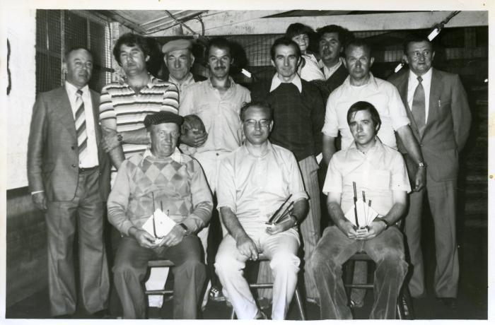 Kampioenbolling bij Verniest Laurent, Knesselare