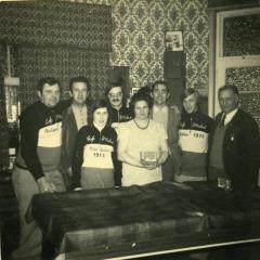 Kampioenen van Belgie krulbol 1973, Eeklo