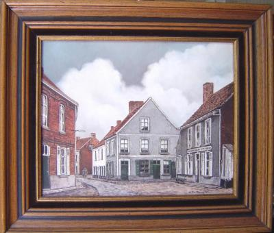 Begin Kerkstraat