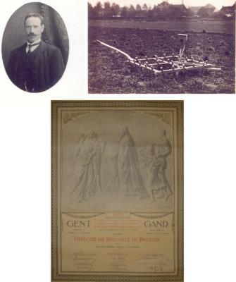 Joseph Aerens uitvinder van de handzaaimachine