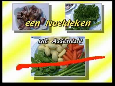 Recept: Noeldeken, een stoofpotje uit Assenede