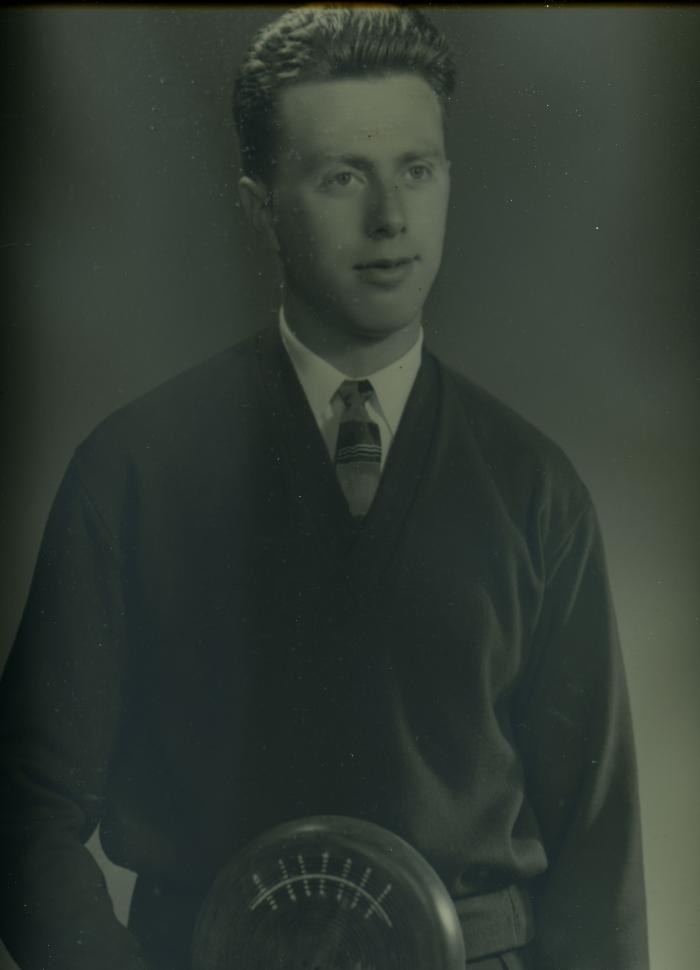 Kampioen krulbol, Jozef Bruggeman