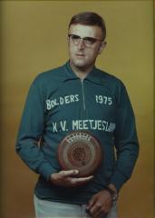 Kampioen van Meetjesland, krulbol, Georges Verdonck