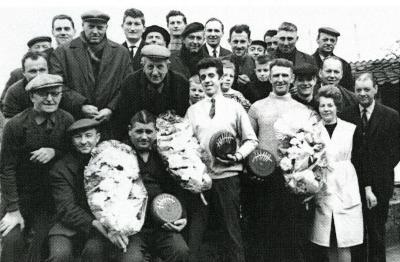 1e Kampioenschap der beide Vlaanderen krulbol