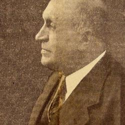 Portret van Arthur Gillis, Eeklo