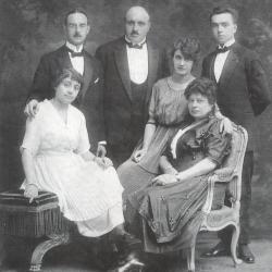De families Gillis, Van Doorne en De Clercq, Eeklo