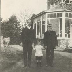 Drie generaties Enke in Eeklo, 1920