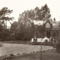 Koetshuis van Villa Pinehurst, Eeklo, 1911