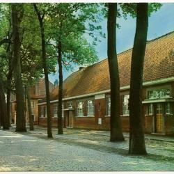 """Oude meisjesschool """"Heilig Hart"""" in Boekhoute"""