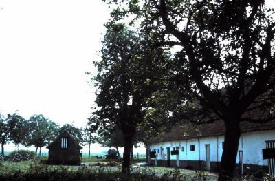 Hoeve De Jagher, Waarschoot, jaren 1960