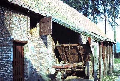 Kipwagen, Waarschoot, jaren 1960