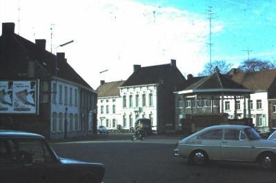 Kiosk Dorp Waarschoot, jaren 1960