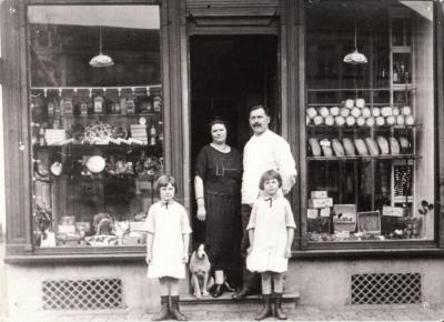 Bakkerij Piepers op de Markt van Eeklo