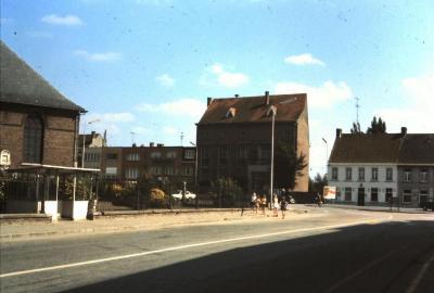 Geboortehuis Basiel De Craene, Waarschoot, jaren 1960