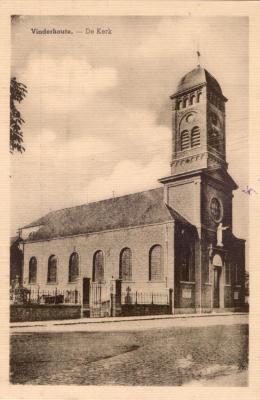 Kerk van Vinderhoute