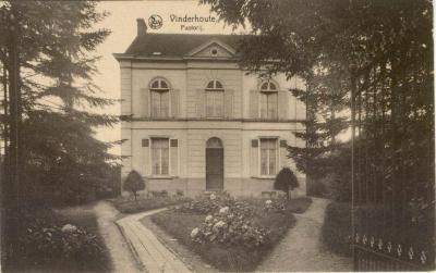 Pastorij van Vinderhoute