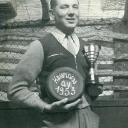 Kampioen krulbol O.Vl, Andre De Backer