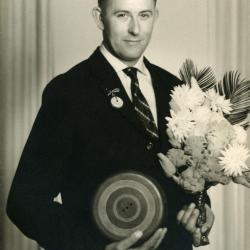 Koning krulbol, Neyt Laurent, 1964-1965