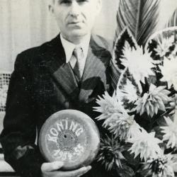Koning krulbol, Rene Elias