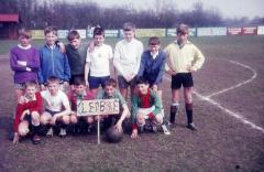 Voetbal, Lembeke, 1970