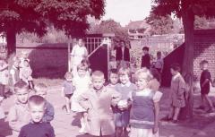 Speelplaats meisjesschool, Lembeke