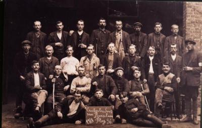 Civilarbeiders Roeselare