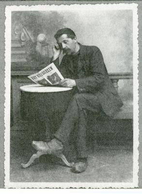 Alfons Hooft, Knesselare