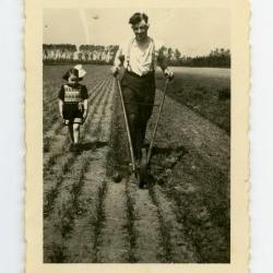 Boerenbond Evergem-Doornzele bij de molens van Merksem