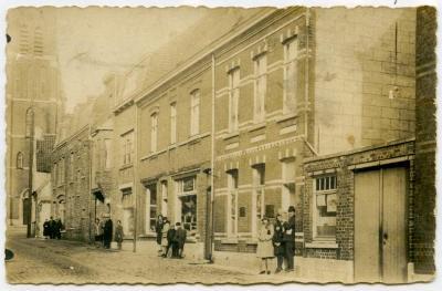 Kerkstraat Knesselare, voor 1932