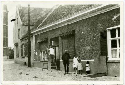 Huis Cooreman, Knesselare, ca.1930