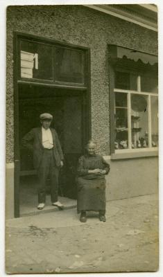 Schoenmaker Cooreman, Knesselare, ca. 1925