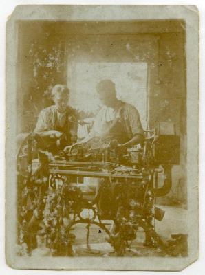 Gebroeders Cooreman, schoenmakers te Knesselare