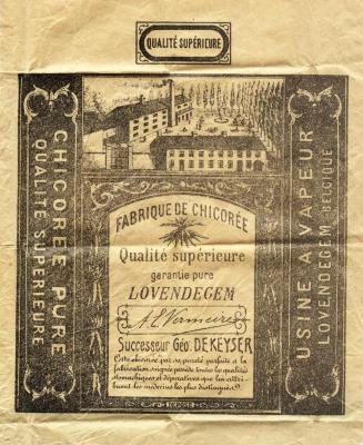 Suikerij Vermeire - verpakking
