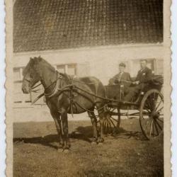 Edgard Van Den Hende en Alain Boelens, Kaprijke