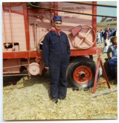 Landbouwtechnieken demonstreren (2), Sijsele