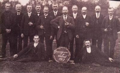 Gevangenen 1917