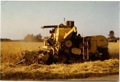 Pikdorser M103 uit de jaren '70
