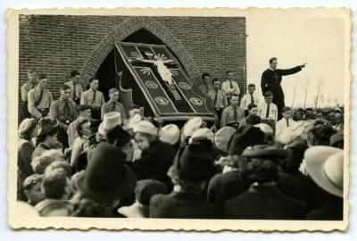 Zending van 1946, Aalter (1)