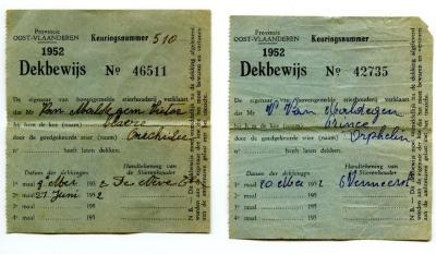 Dekbewijs